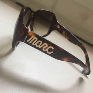 Marc Jacobs Tortoise Shell Sunglasses